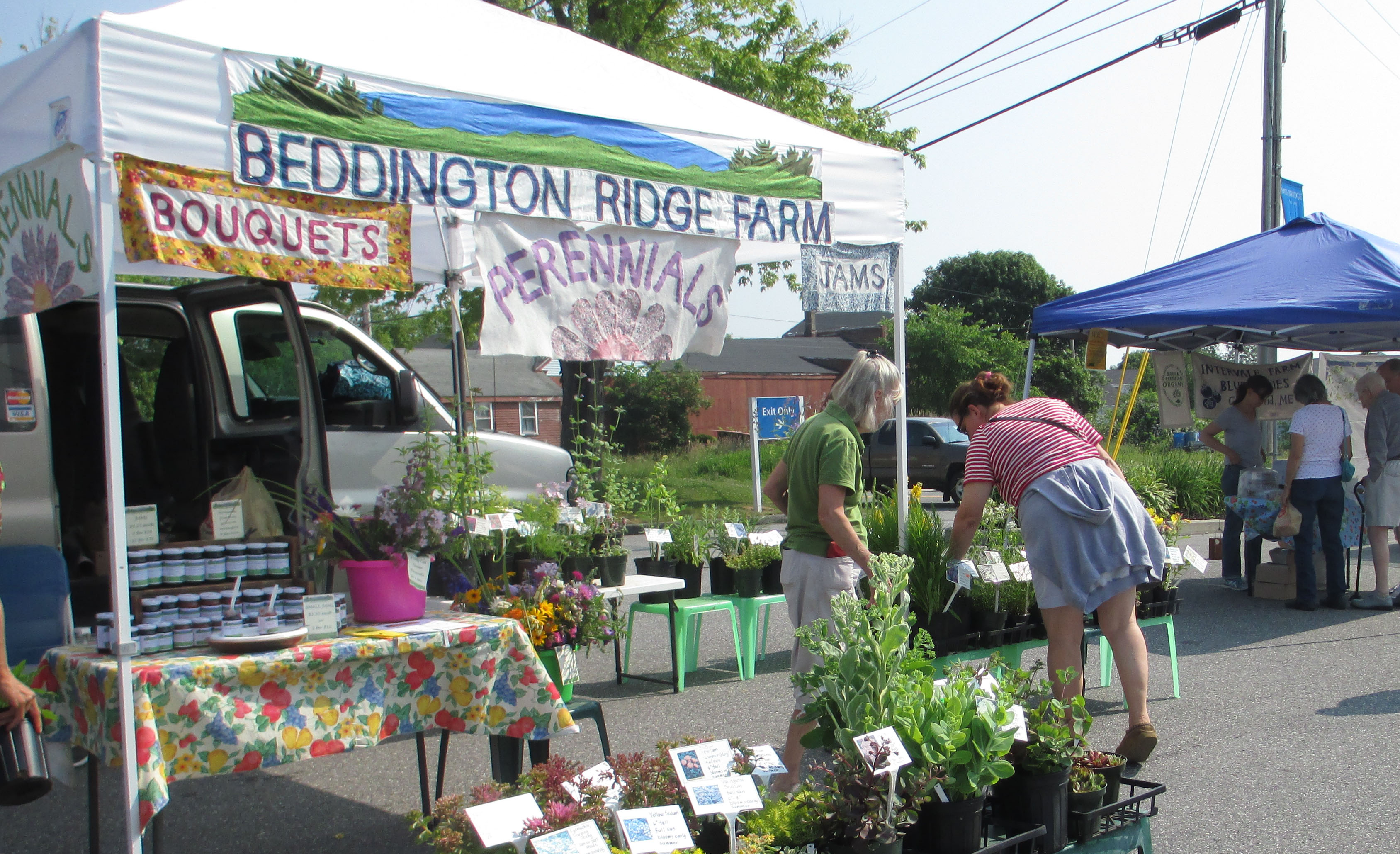 Farmers' Markets and Fairs Schedule